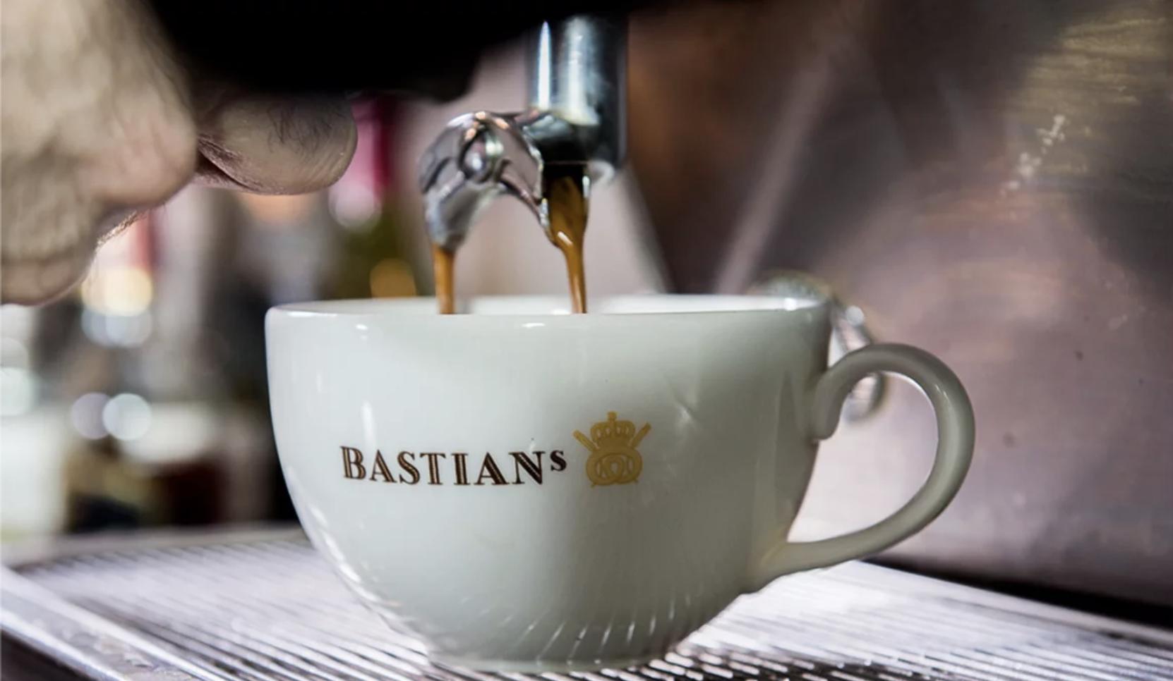 Kaffee bei Bastian`s