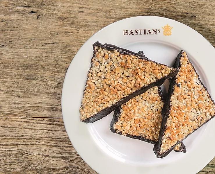 Die Nussecken von Bastian`s