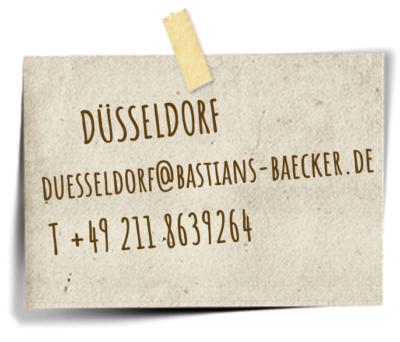 Bastian`s Bäckerei in Düsseldorf