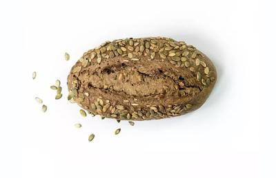 Das Bastian`s Steiermark - ein Brot mit reichlich Kürbiskernen