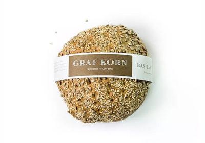 Das herzhafte 4-Korn-Brot von Bastian`s